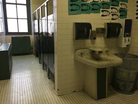 Is the girl's bathroom good enough?