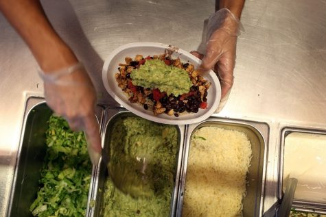 Tasty options at Chipotle!