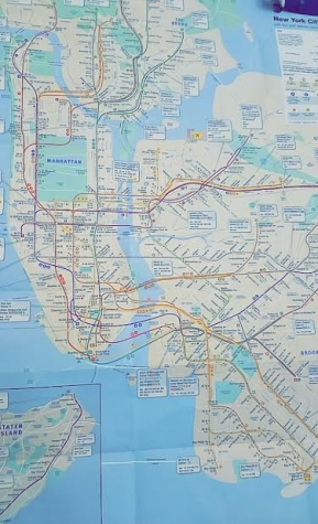NYC is a big city filled with a variety of places to go. Day or night you will always find something interesting to do. You will never spend more than 2 hours on a train to get from one place to the other.