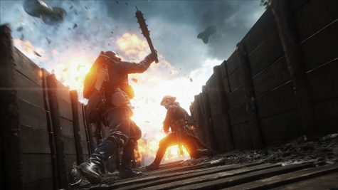 Gameplay from the video game