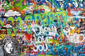 Graffiti: Expressive form of art or public vandalism?!