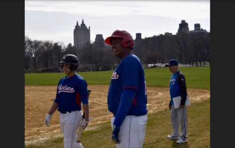 From 12-4 to 4-12: The iSchool/Chelsea Lions varsity baseball team fall from victory