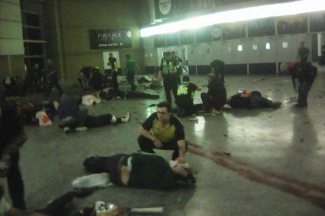 Terror in Manchester