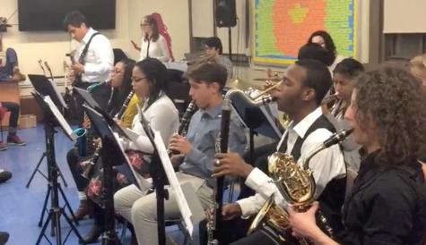 The Jazz Ensemble
