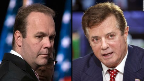Manafort, Gates plead not guilty in grand jury indictment