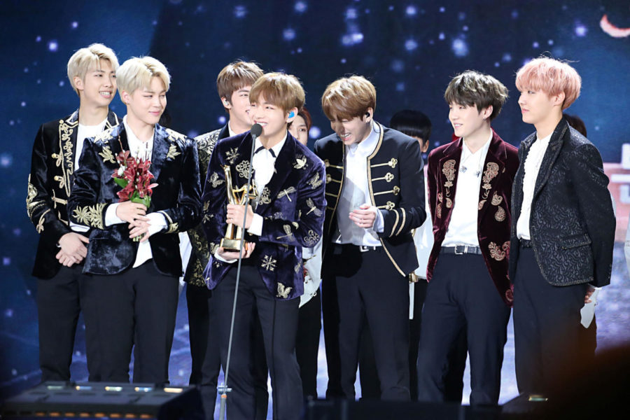 The Inews Network Bts Are They The Next Big Boyband