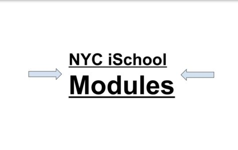 Modules: The different modules choices of NYC iSchool