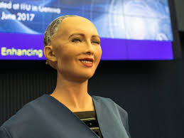 Meet the first A.I. robot with citizenship in Saudi Arabia