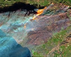 Southern California at risk of burning to ash