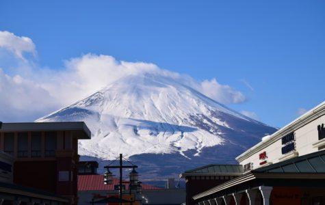 The astonishing sights of Japan