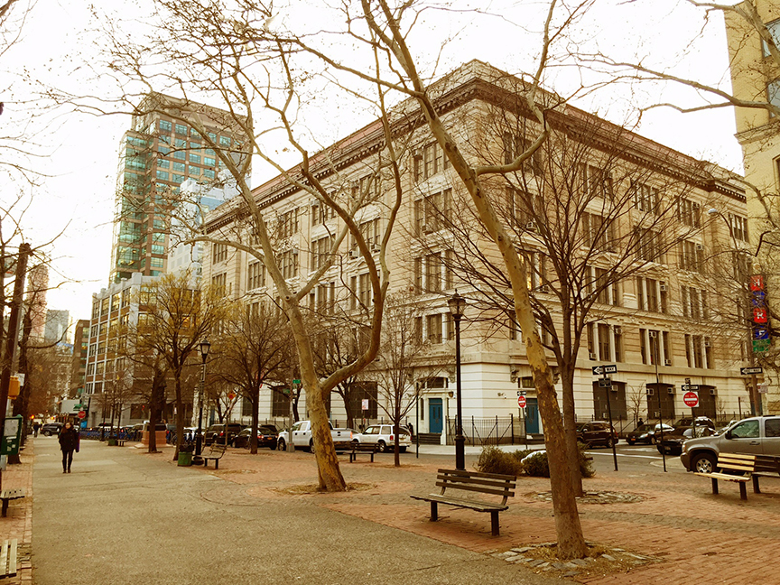 Does the NYC iSchool meet the hype?