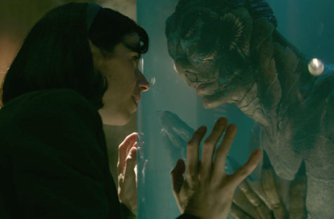 "Review of ""The Shape of Water,"" a wonderful watery world"