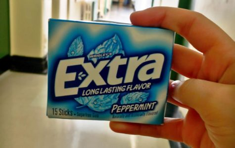 Gum: The most important school supply