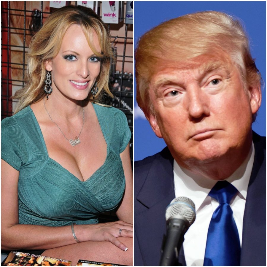 Actress+and+porn+star%2C+Stormy+Daniels%2C+with+President+of+the+United+States%2C+Donald+Trump+side+by+side.++%0A