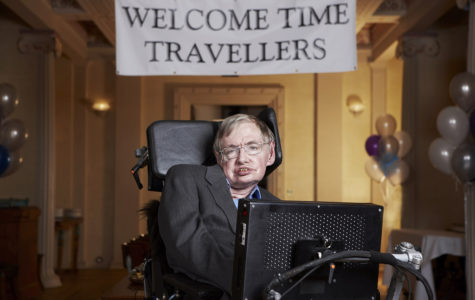 Stephen Hawking: A man amongst the stars