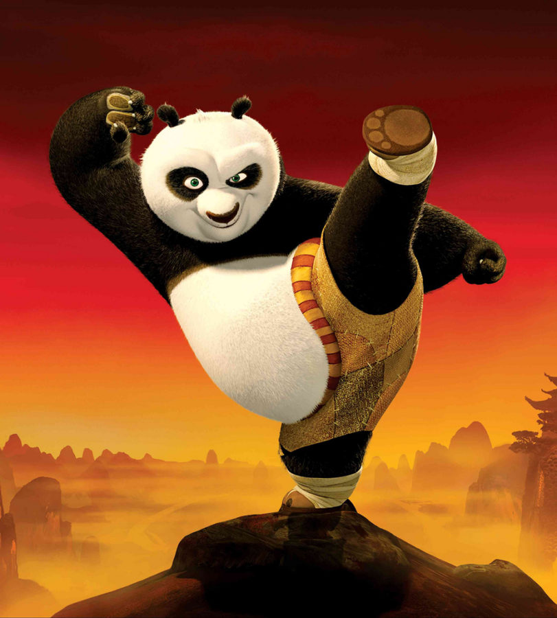 Evidence to prove that Kung Fu Panda is real