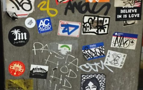 In plain sight: Street stickers of NYC