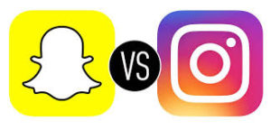 Snapchat vs. Instagram