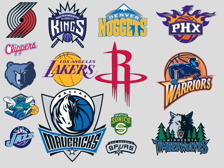 Western+Conference+teams