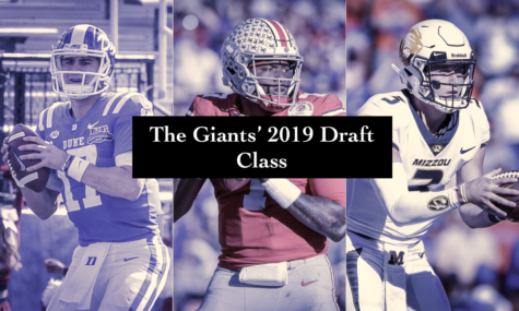 The Giants' 2019 draft picks: Good or bad?