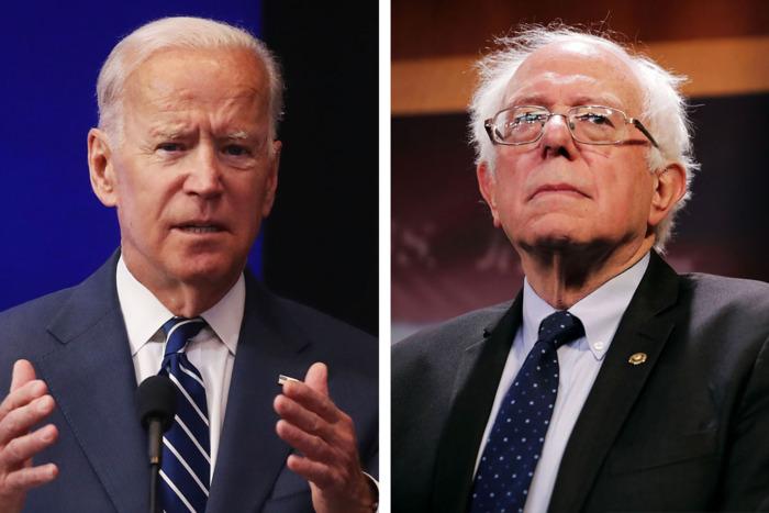 Biden & Sanders: What do iSchoolers think?