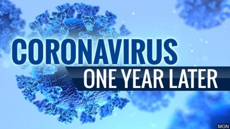 Its been one year since the pandemic first hit the US. Credit: KWWL
