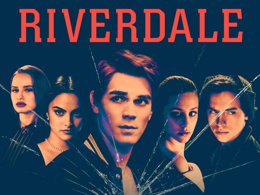 Exaggeration+of+the+teenage+experience+in+the+CW%27s+Riverdale